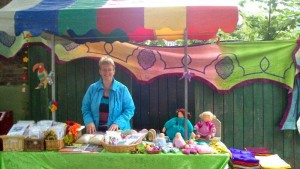 Atelier Constance op de markt