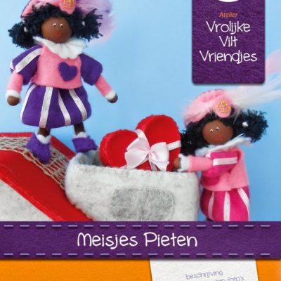 Atelier Constance zelf maken Sinterklaas Meisjespieten