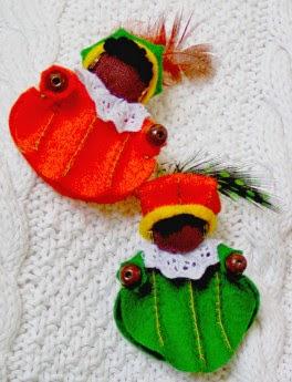 Atelier Constance zelf maken Sinterklaas Zwarte Piet Spelden
